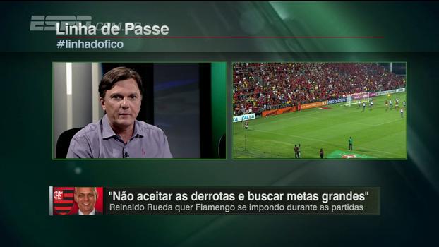 Mauro pede Flamengo 'mais crítico': 'A dívida ainda é grande com seu torcedor'