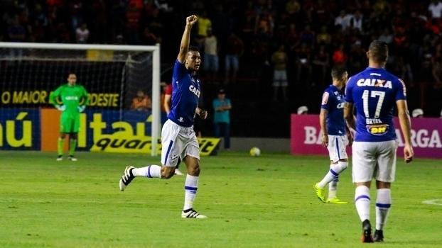 Brasileiro: Gol de Sport 0 x 1 Cruzeiro