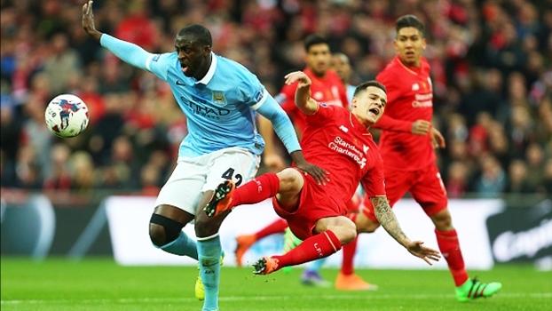 Yaya Touré: 'Para ser sincero, eu não gosto de jogar contra o Liverpool'