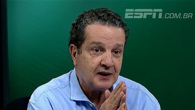 Juca Kfouri discorda de Gian e escolhe melhor jogador do Palmeiras no Brasileiro