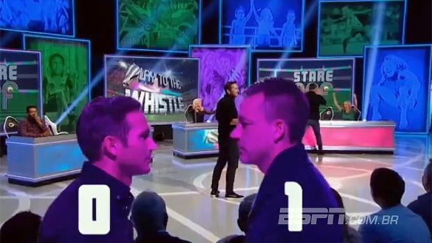 Encarada de Terry e Lampard, briga com Pogba e lesão de Torres: confira as imagens da semana no ESPN