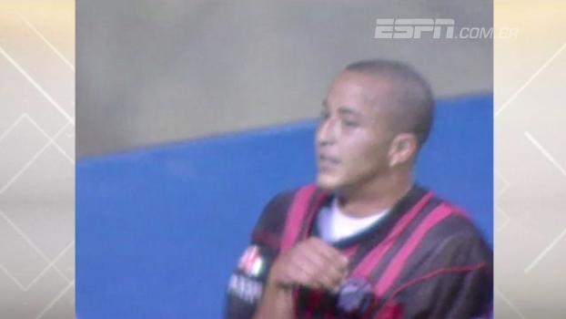 ESPN Classic: Com 3 de Alex Mineiro, Atlético-PR elimina o Fluminense em 2001