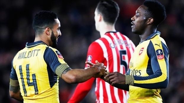 Veja os melhores momentos da vitória do Arsenal sobre o Southampton por 5 a 0 pela Copa da Inglaterra