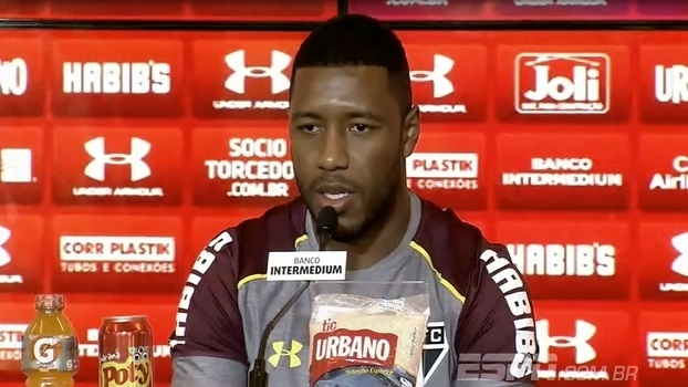 Jucilei afirma: 'São Paulo tem elenco para alcançar os objetivos'