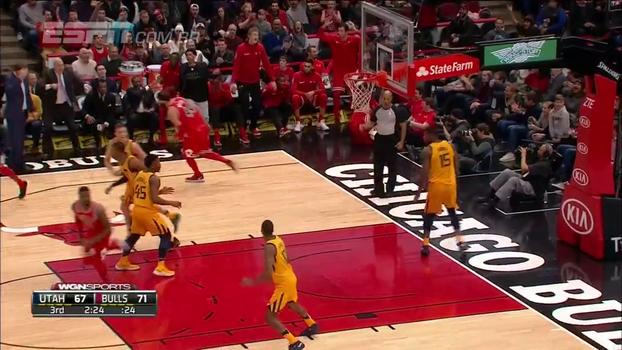 Bulls engatam 4ª vitória seguida, Cousins e Davis comandam Pelicans e Heat perde em casa