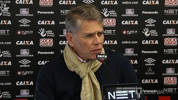 Autuori: 'Lógico que o Atletiba é maior que o Campeonato Paranaense'