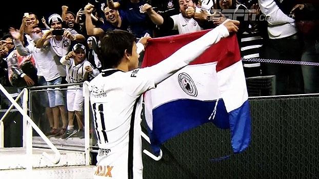 Contra tudo e contra todos: como a coragem fez Romero conquistar o Cerro Porteño e o Corinthians