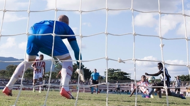 Veja os gols da vitória do Botafogo sobre o Bangu por 2 a 0