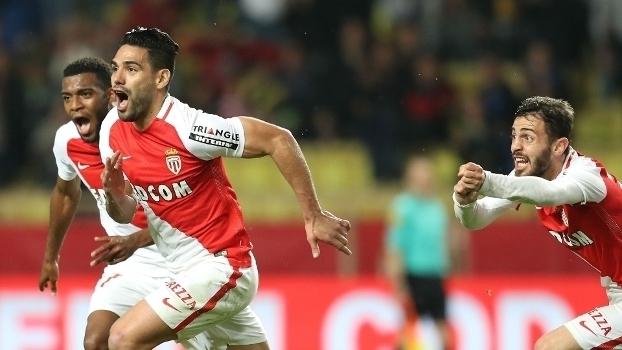 Francês: Gols de Monaco 2 x 1 Dijon