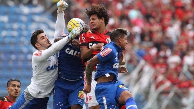 Brasileiro: Gols de Flamengo 2 x 1 Cruzeiro