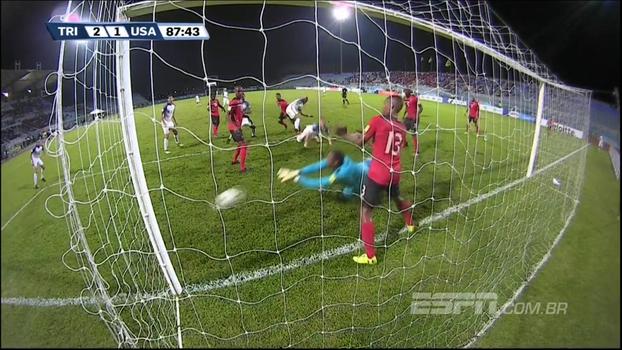 Confira os melhores momentos de Trindad e Tobago 2 x 1 EUA