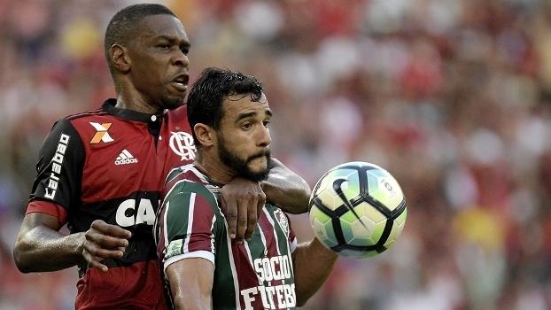 Brasileiro: Gols de Fluminense 2 x 2 Flamengo
