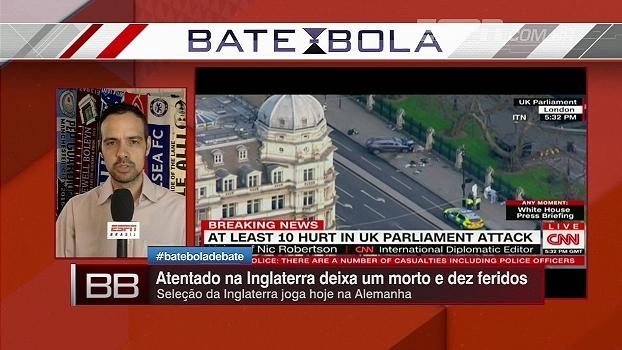 João Castelo Branco traz todas informações do atentado de Londres