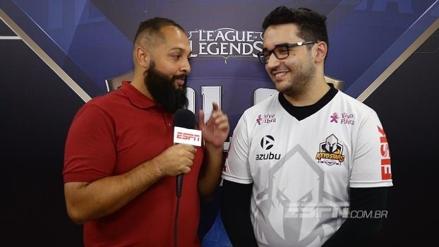 'League of Legends': Murilo 'Takeshi', capitão da Keyd, fala sobre a vitória sobre a Kabum