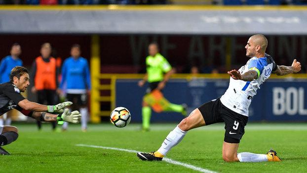 Assista aos gols do empate entre Bologna e Internazionale por 1 a 1!
