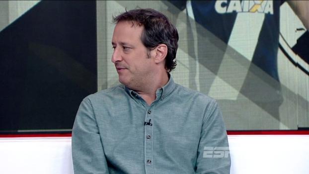 Apesar de 'descontrole' de Luis Fabiano, Gian Oddi crê que jogador ainda será muito útil ao Vasco