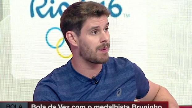 Bruno fala sobre decisão contra a França na Olimpíada: 'Foi o jogo mais tenso da minha vida'