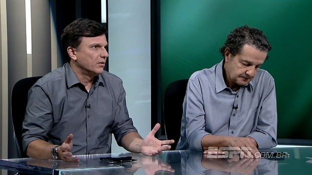 Mauro lembra mudança no poder e alerta para bastidores do Palmeiras na volta de Cuca: 'O ambiente é diferente'