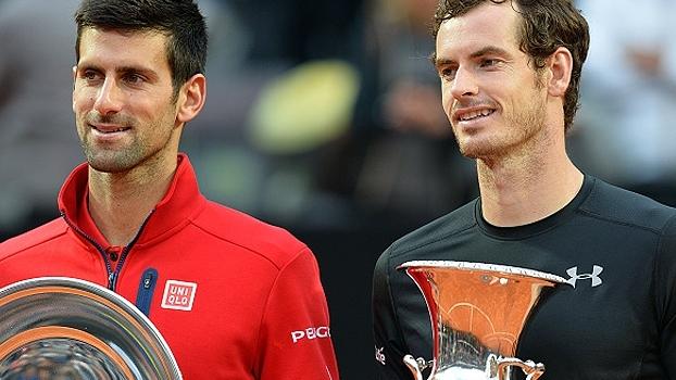Veja lances de Novak Djokovic 0 x 2 Andy Murray (campeão) 43a5593c42dae