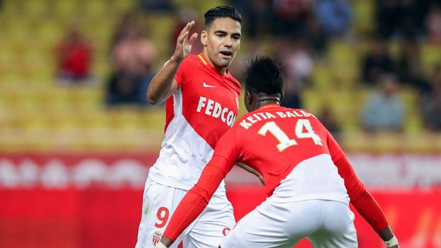 Assista aos gols da vitória do Monaco sobre o Caen por 2 a 0!
