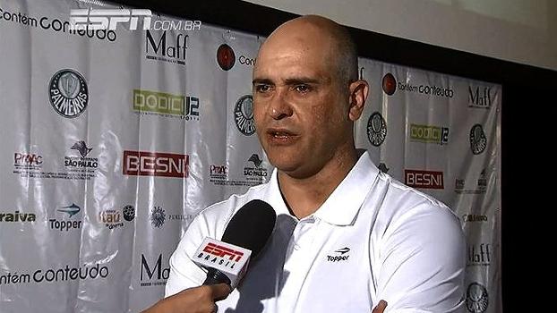 Marcos afirma que jogadores do Palmeiras devem comemorar título da Série B