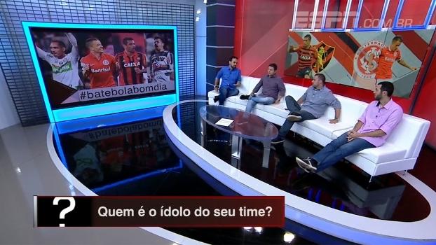 Quem é o ídolo do seu time? BB Bom Dia elenca jogadores e técnicos de grandes clubes brasileiros