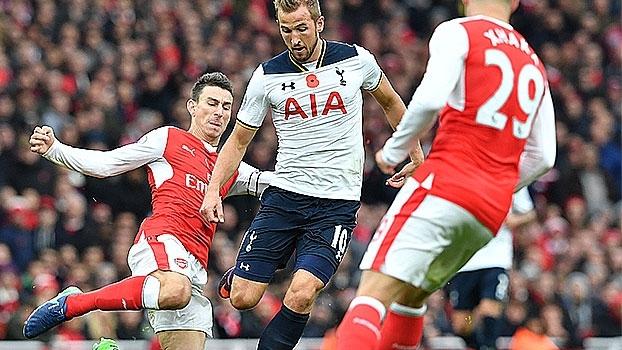 Premier League: Melhores momentos de Arsenal 1 x 1 Tottenham