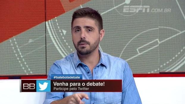 Jorge Nicola explica negociação entre E. Ribeiro e Flamengo