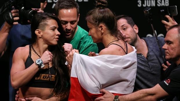 Gadelha tem que ser contida em encarada contra polonesa no UFC 212