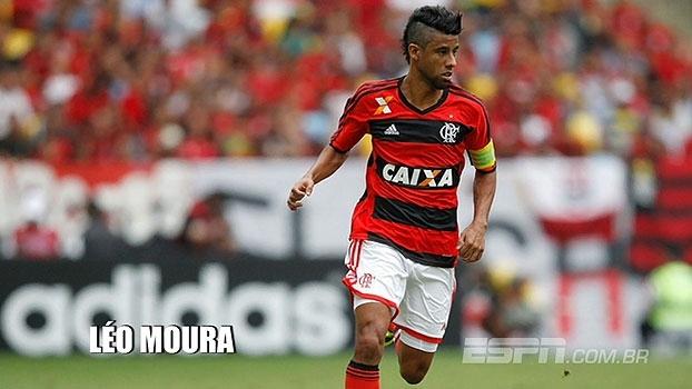 Aos 38 anos, Léo Moura é o novo reforço do Grêmio; reveja lances do lateral