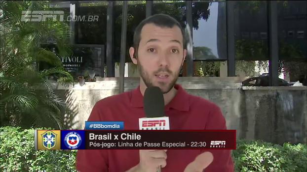 Com experiência na Copa de 2014, Gustavo Hofman revela conversa com comissão técnica sobre preparativos para 2018