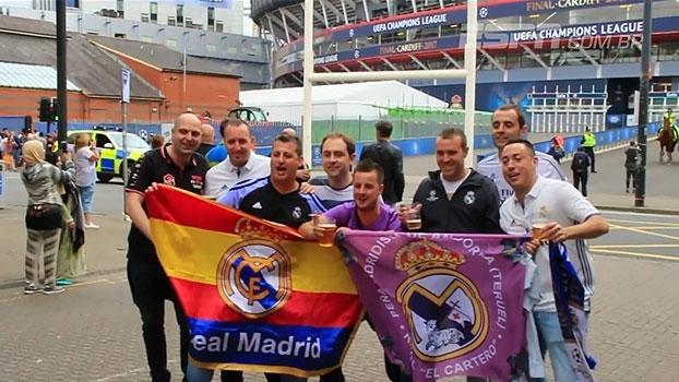Torcedores em busca de ingressos, Tite e Real Madrid campeão de novo; Natalie Gedra traz o resumo da final