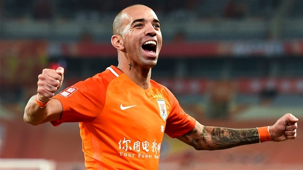 Tadelli marca no fim e garante empate do Shandong Luneng