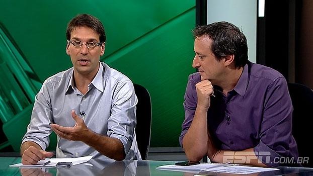 Arnaldo compara elencos de Palmeiras x Fla e avalia: 'Um tem mais jogadores decisivos'