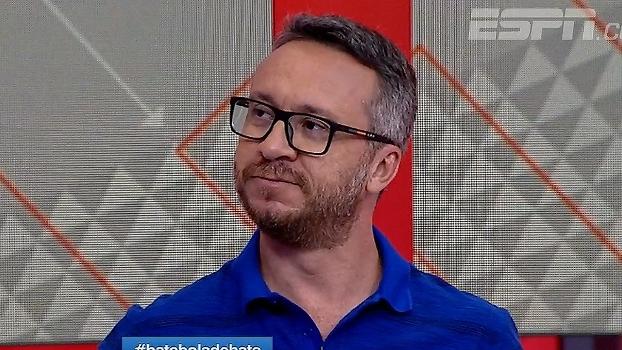 Maurício Barros sobre a estreia de Rogério Ceni: 'Mais aguardada da história do futebol'
