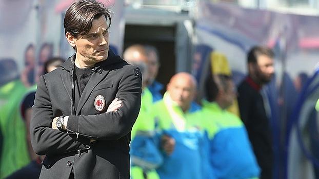 Milan só empata com o Crotone e dá adeus à vaga na Champions League