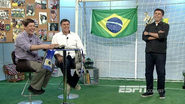 """Zetti no Loucos por Futebol especial série """"Campeões Mundiais - 94"""""""