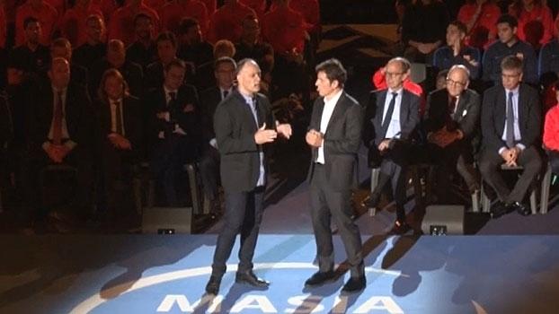 Barça lança projeto 'La Masia 360º' para trabalhar base outros esportes