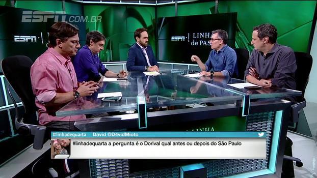 Calçade: 'O São Paulo deixa a esperança no ar em um dia, no outro, joga uma pá de terra em cima'