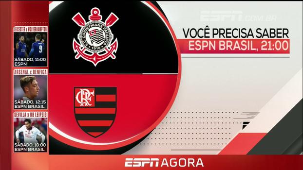 Brasileirão sub-20, compacto da Copa do Brasil e mais; veja a programação dos canais ESPN nesta quinta-feira