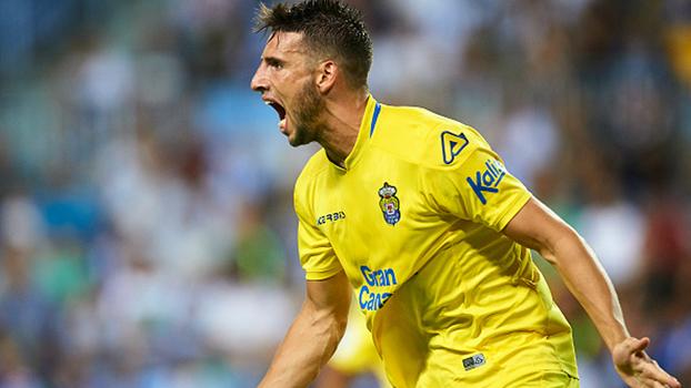 Calleri faz gol decisivo, Las Palmas surpreende Málaga e deixa lanterna de LaLiga
