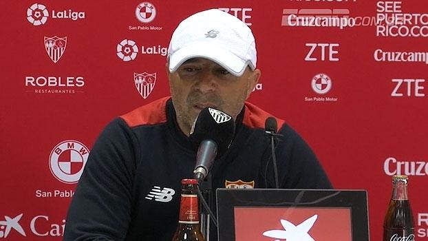 Sampaoli nega tratativas para assumir Argentina: 'Não tenho que ficar me esclarecendo toda hora'