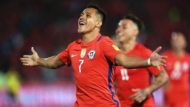 Como foi Chile 3 x 1 Uruguai, pelas Eliminatórias Sul-Americanas