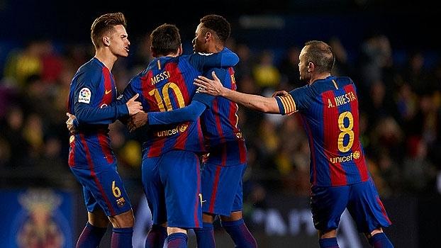 LaLiga: Melhores momentos de Villarreal 1 x 1 Barcelona