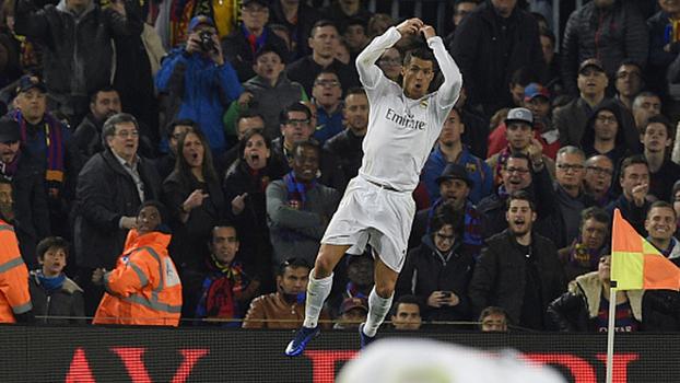 Um terror no Camp Nou! Relembre gols de Cristiano Ronaldo na casa do grande rival