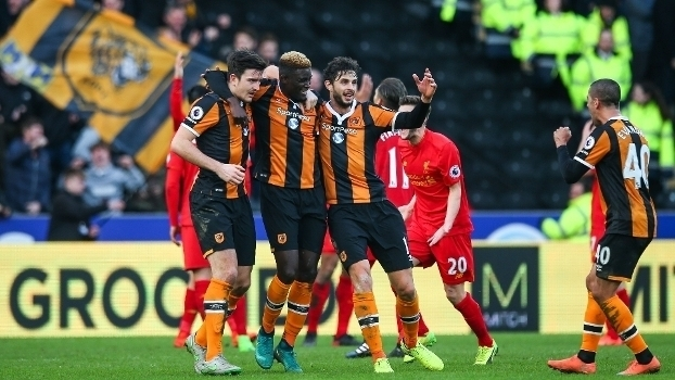 Premier League: Gols de Hull CIty 2 x 0 Liverpool
