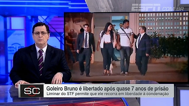 Antero Greco fala sobre reinserção de ex-goleiro Bruno na sociedade