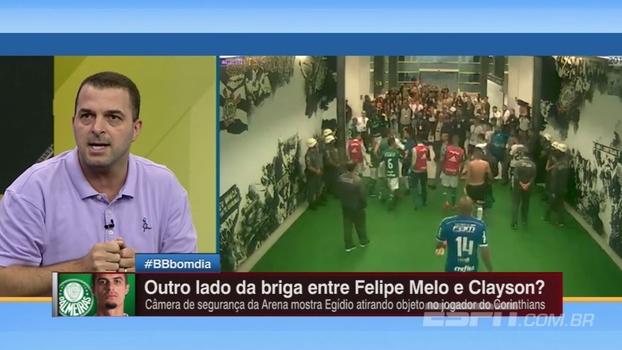 Zé Elias critica posição do STJD de aceitar imagens extra-oficiais; Adauto explica postura do Corinthians