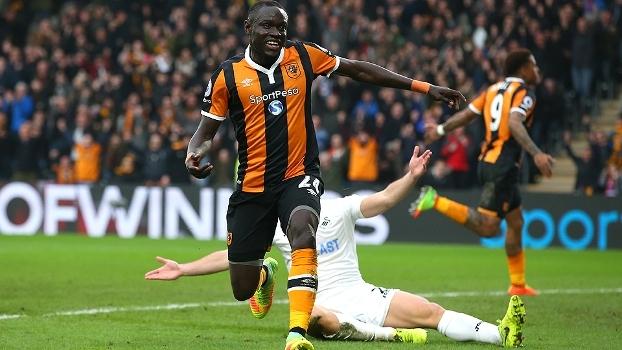 Premier League: Gols de Hull City 2 x 1 Swansea City