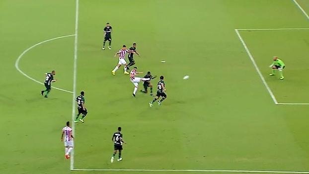 Série B: Gols de Náutico 1 x 0 Goiás